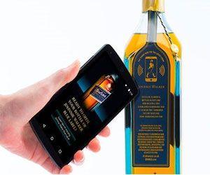 Бутылки с виски научат коммуникации с коммуникатором
