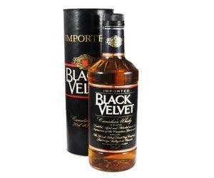 Виски Velvet – канадский напиток и сегодня в цене